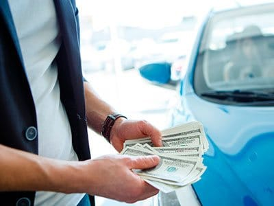 Продать авто в залоге