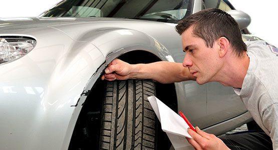 Оценка ущерба автомобиля после ДТП в Электрогорске